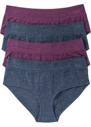 Panty (pacco da 4), bpc bonprix collection
