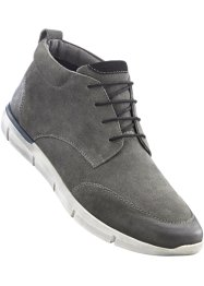 Scarpa stringata in pelle, bpc bonprix collection