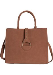 Borsa con dettagli dorati, bpc bonprix collection