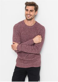Pullover a coste regular fit, bpc bonprix collection