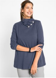 Maglia a collo alto, bpc bonprix collection