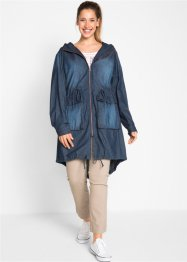 Parka in jeans, bpc bonprix collection