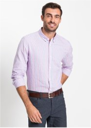 Camicia a righe regular fit, bpc selection