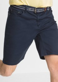 Bermuda elasticizzato classic fit, bpc bonprix collection
