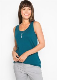 Top lungo (pacco da 5), bpc bonprix collection