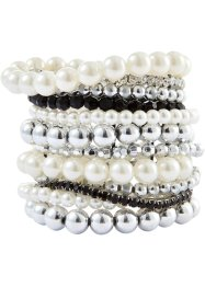 "Bracciali ""Perla"" (set 12 pezzi), bpc bonprix collection"