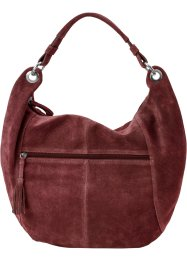Borsa shopper in pelle, bpc selection