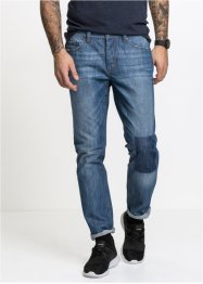 Jeans 5 tasche regular fit tapered, RAINBOW
