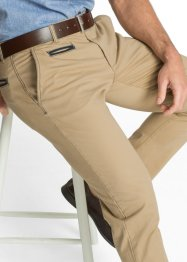 Jeans chino elasticizzato regular fit, bpc selection
