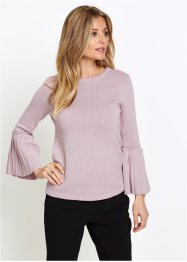 Pullover con plissettature, bpc selection