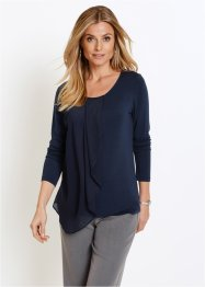 Blusa in maglina, bpc selection premium