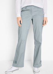 "Pantalone in twill elasticizzato ""Dritto"", bpc bonprix collection"