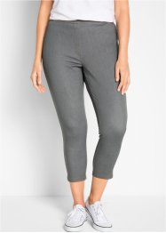 Leggings 7/8 effetto jeans, bpc bonprix collection