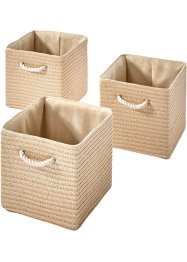 Cesti (set 3 pezzi), bpc living bonprix collection
