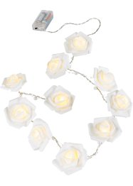 "Catena luminosa a LED ""Rose"", bpc living"
