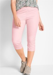 Treggings elasticizzato 3/4, bpc bonprix collection