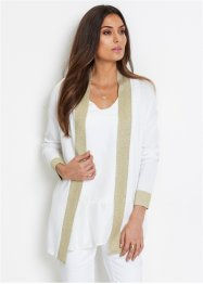 Cardigan con lurex, bpc selection premium