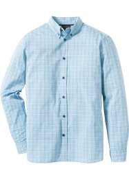 Camicia a quadri regular fit, bpc selection