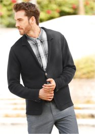 Blazer in maglia regular fit, bpc selection