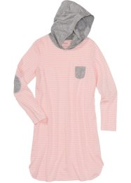 Camicia da notte con cappuccio, bpc bonprix collection