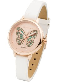 Orologio con farfalla, bpc bonprix collection