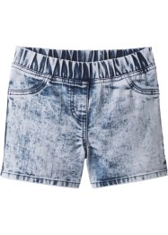 Shorts di jeans moonwashed, John Baner JEANSWEAR