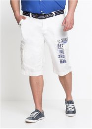 Bermuda lungo cargo loose fit, bpc bonprix collection