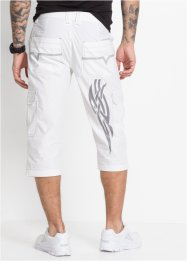 Pantalone 3/4 regular fit, RAINBOW