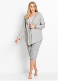 Giacca in maglina + top (set 2 pezzi), bpc bonprix collection