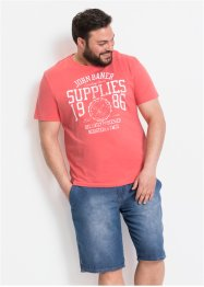 T-shirt stampata regular fit, John Baner JEANSWEAR