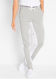Pantalone jogger skinny lungo Maite Kelly, bpc bonprix collection