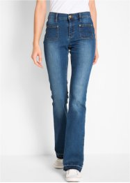 Jeans push-up bootcut Maite Kelly, bpc bonprix collection