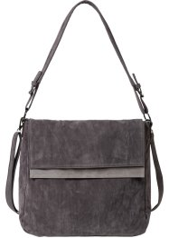 Borsa con patta doppia, bpc bonprix collection