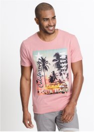 T-shirt con stampa fotografica regular fit, bpc bonprix collection