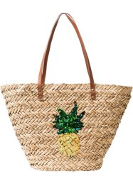 "Borsa da spiaggia ""Ananas"", bpc bonprix collection"