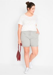 Shorts in felpa, bpc bonprix collection
