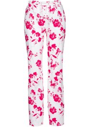 Pantalone in misto lino fantasia, bpc selection