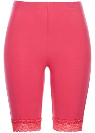 Leggings corto con pizzo, bpc selection