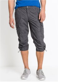 Pantalone cargo 3/4 loose fit, RAINBOW