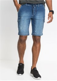Bermuda di jeans slim fit, RAINBOW