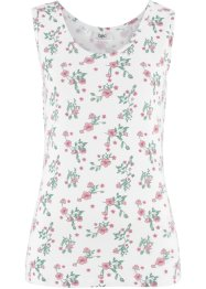 Top a fiori, bpc bonprix collection