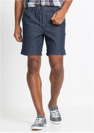 Pantaloncino in jeans leggero regular fit, John Baner JEANSWEAR