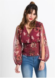 Blusa in maglina, RAINBOW