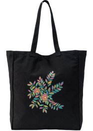 Borsa shopper con palme, bpc bonprix collection