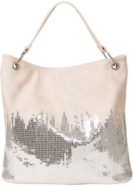 Borsa con paillettes, bpc bonprix collection