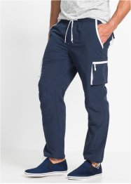 Pantalone in microfibra senza chiusura, bpc bonprix collection