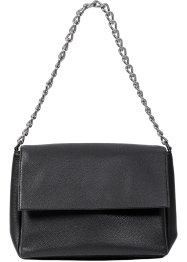 Borsa con manici di catenella, bpc bonprix collection