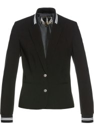 Blazer con bordi a costine, bpc selection