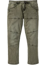 Pantalone con cuciture modellanti regular fit, bpc bonprix collection