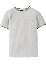 T-shirt in piquet regular fit, bpc bonprix collection